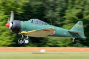 F-AZZM - Private North American Harvard/Texan mod Zero aircraft