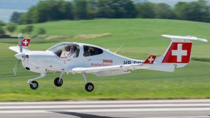 HB-SGR - Swiss AviationTraining Diamond DA 40 Diamond Star