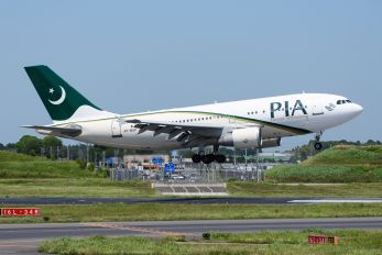AP-BGP - PIA - Pakistan International Airlines Airbus A310