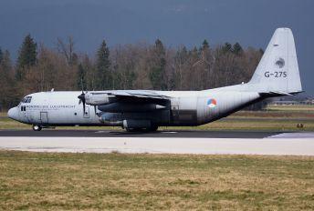 G-275 - Netherlands - Air Force Lockheed C-130H Hercules