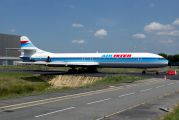- - Air Inter Sud Aviation SE-210 Caravelle aircraft