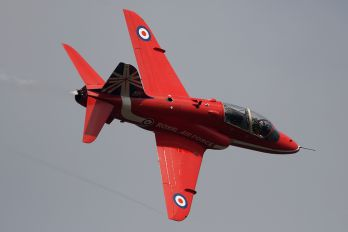 XX318 - Royal Air Force British Aerospace Hawk T.1/ 1A