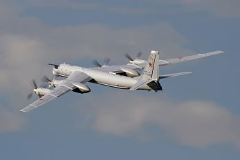 RF-94192 - Russia - Air Force Tupolev Tu-95MS