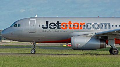 VH-VGT - Jetstar Airways Airbus A320