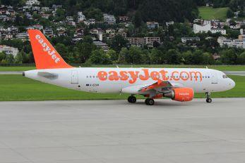 G-EZUR - easyJet Airbus A320