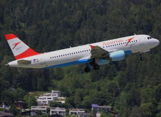 OE-LBT - Austrian Airlines/Arrows/Tyrolean Airbus A320