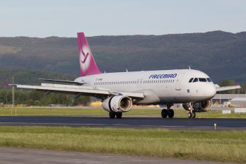 TC-FBR - FreeBird Airlines Airbus A320