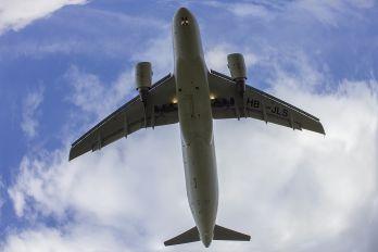 HB-JLS - Swiss Airbus A320