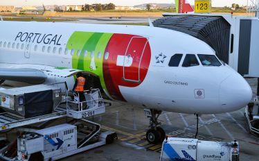 CS-TTB - TAP Portugal Airbus A319
