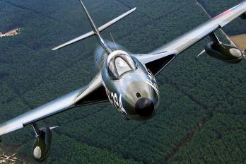 G-KAXF - Stichting Dutch Hawker Hunter Foundation Hawker Hunter F.6