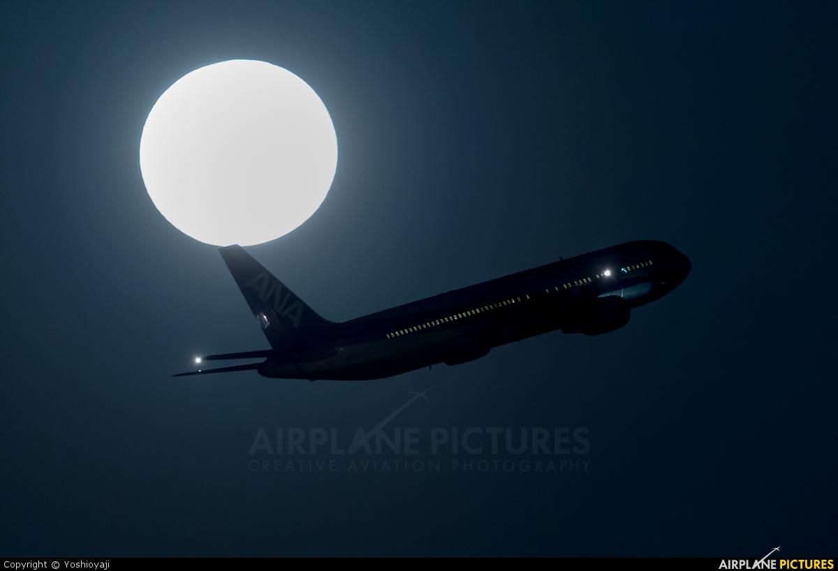 ANA - All Nippon Airways - aircraft at Tokyo - Haneda Intl