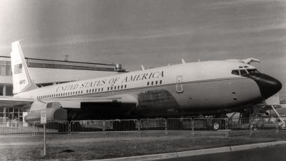 58-6970 - USA - Air Force Boeing VC-137A