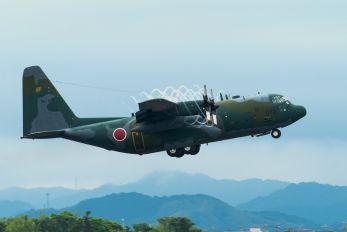 35-1072 - Japan - Air Self Defence Force Lockheed C-130J Hercules