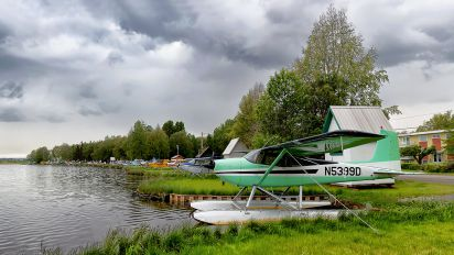 N5399D - Private Cessna 180 Skywagon (all models)