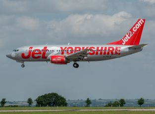 G-CELB - Jet2 Boeing 737-300