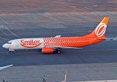 PR-GIT - GOL Transportes Aéreos  Boeing 737-800 aircraft