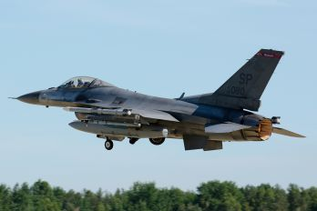 91-0080 - USA - Air Force Lockheed Martin F-16CJ Fighting Falcon