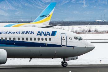 JA65AN - ANA - All Nippon Airways Boeing 737-800