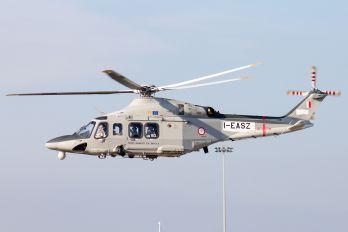 I-EASZ - Malta - Armed Forces Agusta Westland AW139