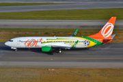PR-GUP - GOL Transportes Aéreos  Boeing 737-800 aircraft