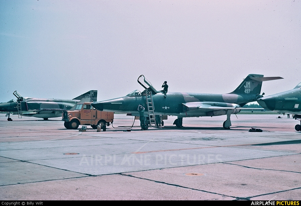 USA - Air Force 54-1497 aircraft at Undisclosed location