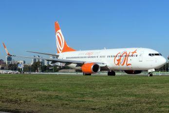LV-GTU - GOL Transportes Aéreos  Boeing 737-800