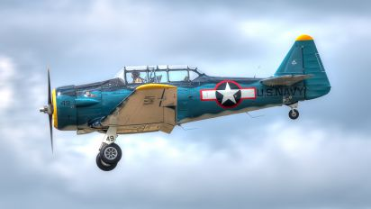 N2983 - Private North American T-6G Texan