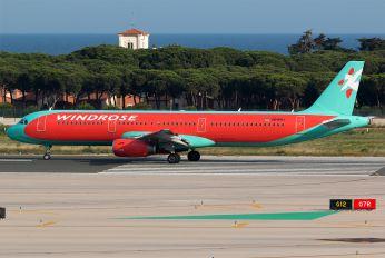 UR-WRJ - Windrose Air Airbus A321