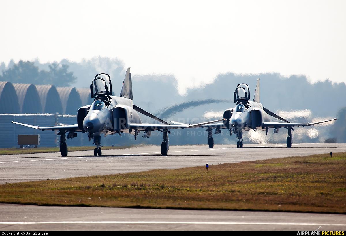 Korea (South) - Air Force - aircraft at Cheongju