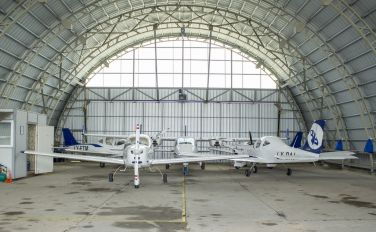 - - Baltic Aviation Academy Tecnam P2002