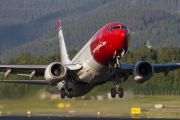 LN-NOD - Norwegian Air Shuttle Boeing 737-800 aircraft