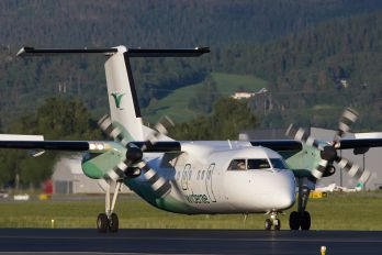 LN-WSC - Widerøe de Havilland Canada DHC-8-200Q Dash 8