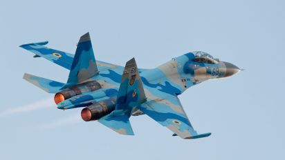 69 - Ukraine - Air Force Sukhoi Su-27