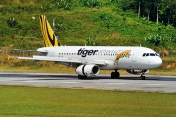 9V-TJR - Tiger Airways Airbus A320