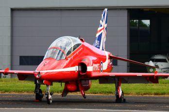 "XX237 - Royal Air Force ""Red Arrows"" British Aerospace Hawk T.1/ 1A"