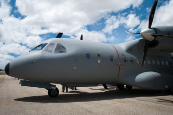TR.19A-02 - Spain - Air Force Casa CN-235