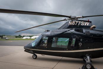 N877SW - Private Agusta / Agusta-Bell A 109A Mk.II Hirundo