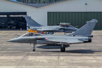 123 - France - Air Force Dassault Rafale C