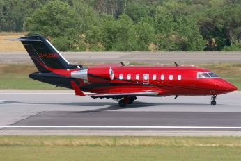 G-LCDH - TAG Aviation Canadair CL-600 Challenger 605