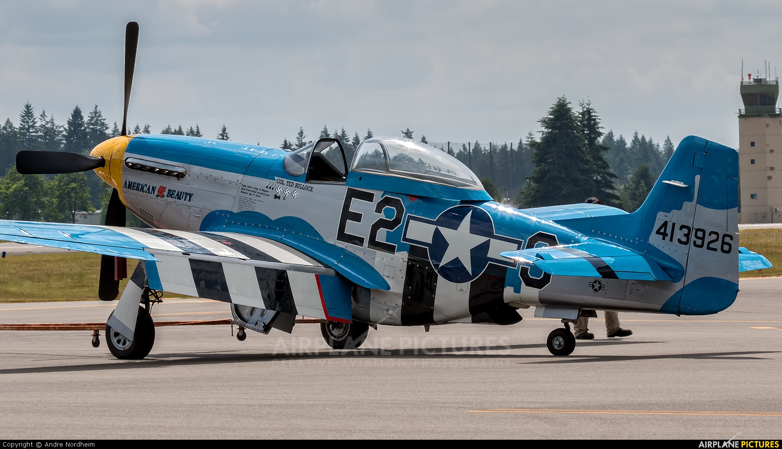 Private 44-13926 aircraft at Olympia Regional