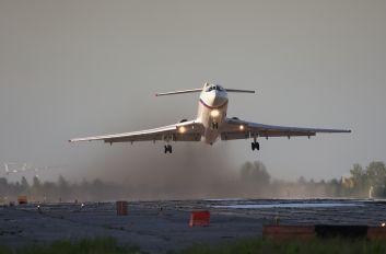 RF-85856 - Russia - Navy Tupolev Tu-154M