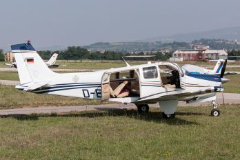 D-EFPV - Private Beechcraft 36 Bonanza