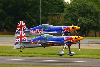 D-EYXA - The Flying Bulls XtremeAir XA41 / Sbach 300