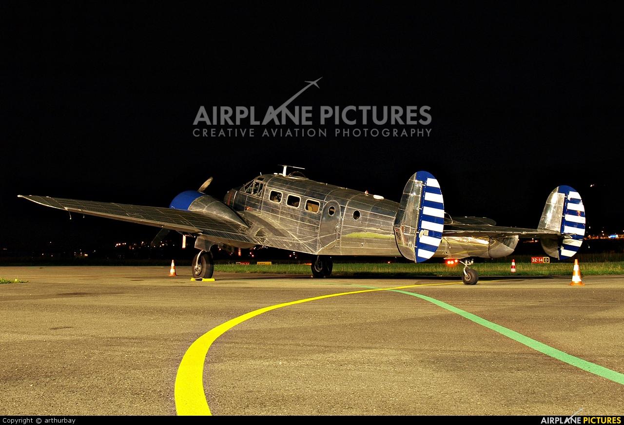Private N223CM aircraft at Bern - Belp