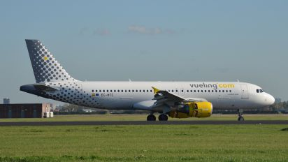 EC-HTC - Vueling Airlines Airbus A320