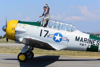 N1038A - Private North American Harvard/Texan (AT-6, 16, SNJ series)