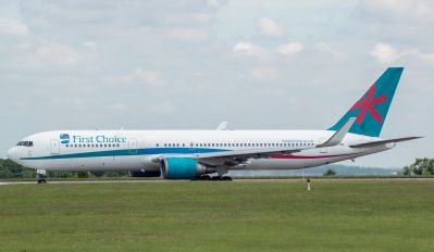 G-OOBM - First Choice Airways Boeing 767-300ER