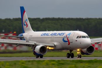 VQ-BCZ - Ural Airlines Airbus A320