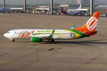 PR-GUP - GOL Transportes Aéreos  Boeing 737-800