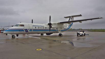 JA726A - Japan - Coast Guard de Havilland Canada DHC-8-300Q Dash 8